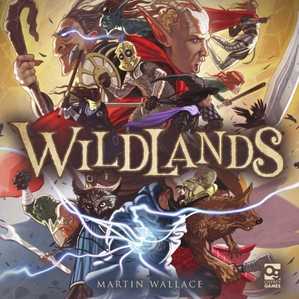 Wildlands Board Game Review