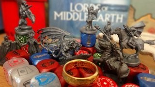 Lords of Middle Earth : War of the Ring Extraveganza