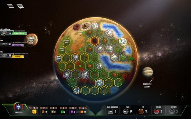 Digital Eye - Terraforming Mars on Steam Review