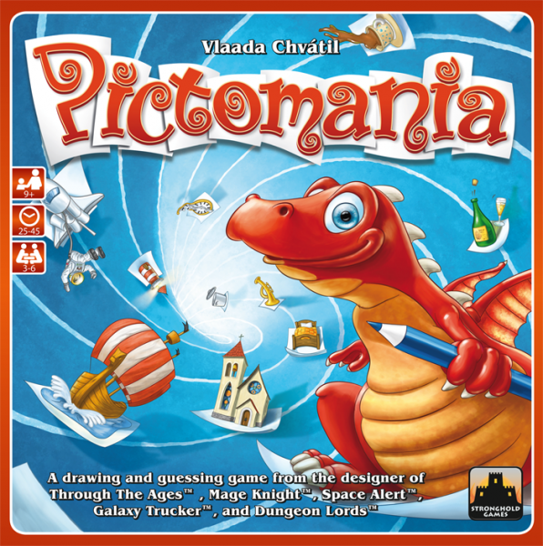 Pictomania, Homeland, Titans, Imperial Assault, and What the Hell?