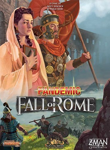 Play Matt: Pandemic Fall of Rome Review
