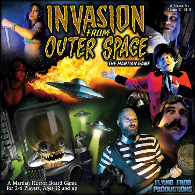 Invasion From Outer Space - First Impressions