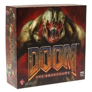 DOOM: The Board Game Review