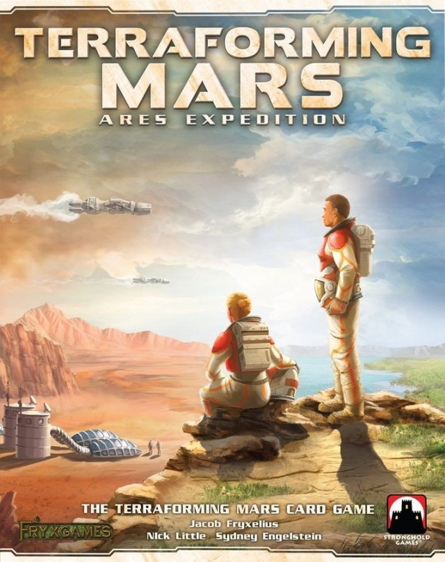 Terraforming Mars: Ares Expedition - a Punchboard Review