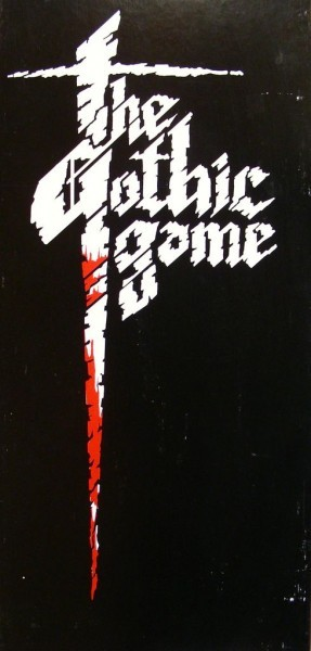 The Gothic Game 2nd Edition Announced