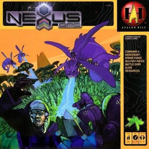Flashback Friday - Nexus Ops