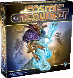 Flashback Friday - Cosmic Encounter