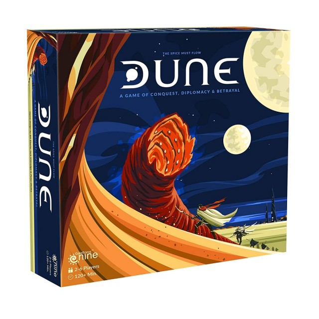 Review - Is Dune the Second Coming?
