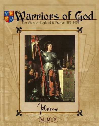 WARRIORS OF GOD: A Wargame I Could Play for a Hundred Years