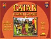 Dicefest Reviews: Catan Card Game