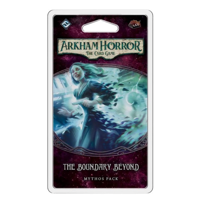 Arkham Horror: The Card Game - The Boundary Beyond (Forgotten Age Mythos Pack 2)