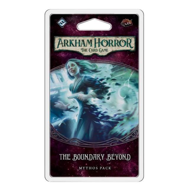 Arkham Horror: The Card Game - The Boundary Beyond (Forgotten Age Mythos Pack 2)