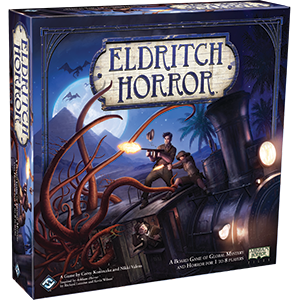 Shotguns and Shoggoths - An Eldritch Horror Review