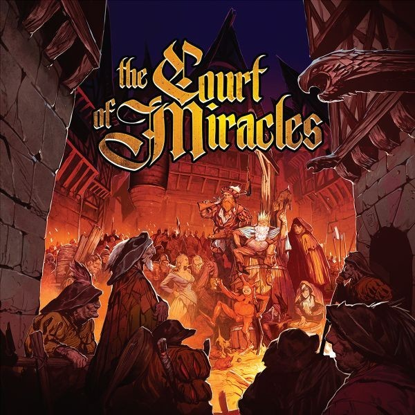 The Court of Miracles Coming this Fall from Luck Duck Games