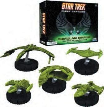 Star Trek: Fleet Captains - Romulan Empire Expansion