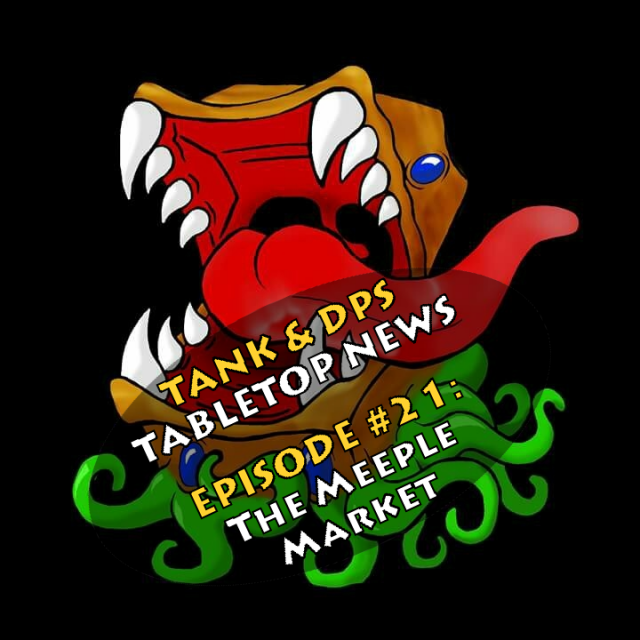 The Meeple Market - Board Game News