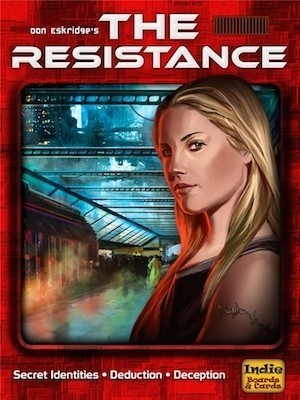 I Think I Smell A Rat - The Resistance Review