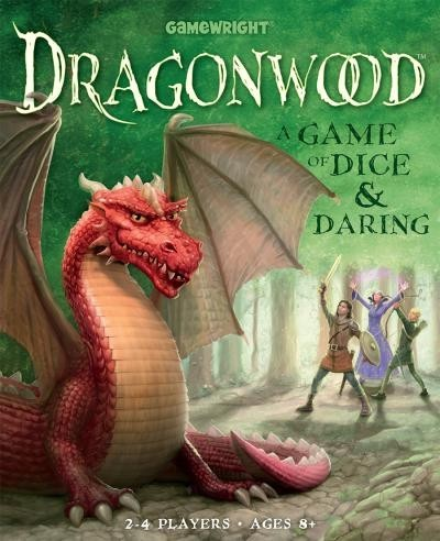 Dragonwood Review and Why I'm Taking a Closer Look at Gamewright's Games