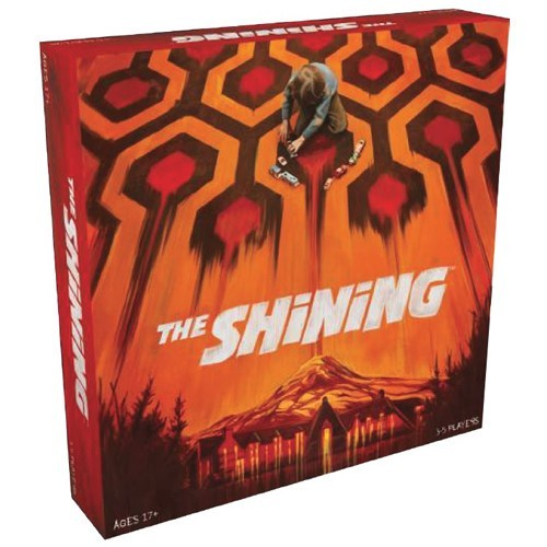The Shining Board Game by Prospero Hall Announced