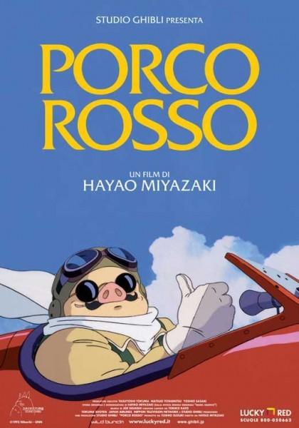 Ghiblapalooza Episode 8 - Porco Rosso