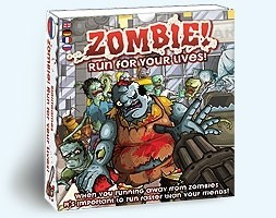 Zombies! Run for Your Lives! - Card Game Review