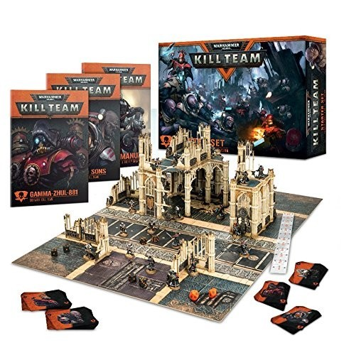 "Warhammer 40k: Kill Team - The ""In the Box"" Review"