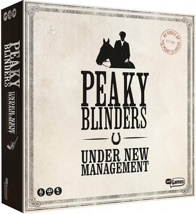Asmodee Announces US Release of Peaky Blinders Board Game