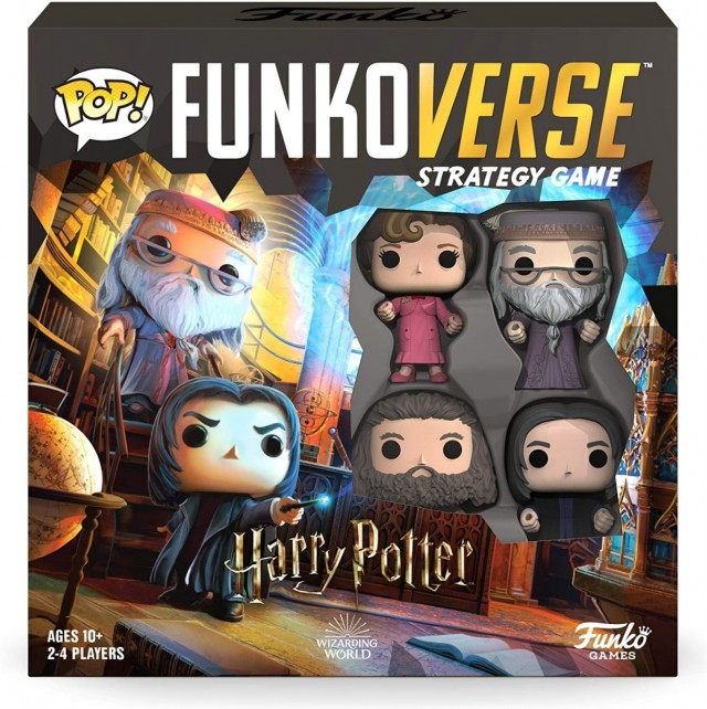 Funkoverse Harry Potter Professors