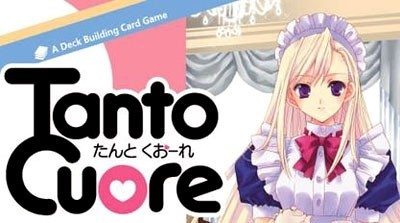 Tanto Cuore Card Game (English Version)