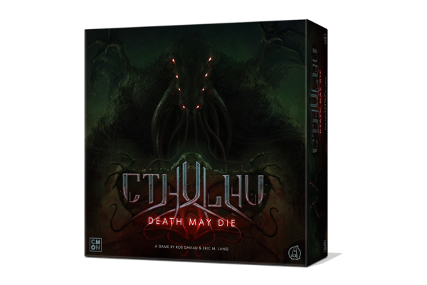 Lang and Daviau Unite for Cthulhu: Death May Die