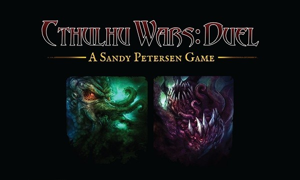 Cthulhu Wars: Duel Now Avaliable