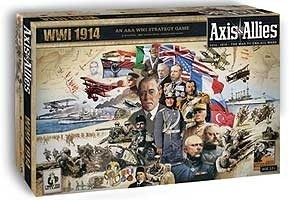 Axis & Allies: WW1 1914