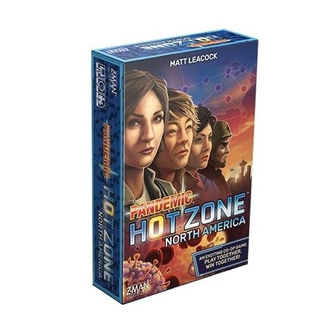 Pandemic: Hot Zone - North America Announced