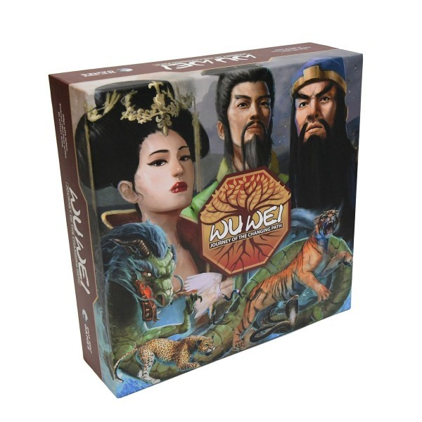 Wu Wei: Journey of the Changing Path Board Game Review