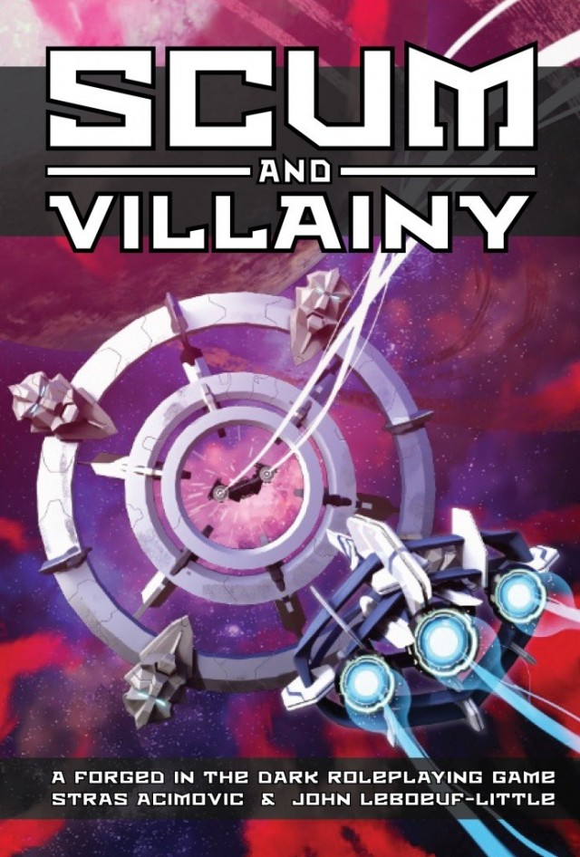 Scum & Villainy - RPG Review