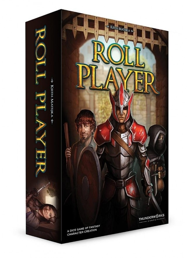 Roll Player - Board Game Review