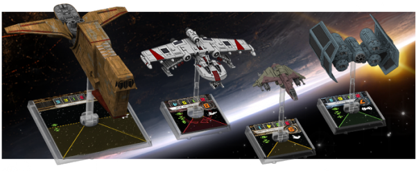 X-Wing Wave 7 Review