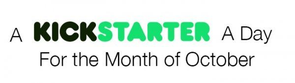 A Kickstarter A Day