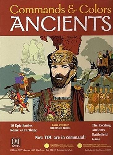 Commands & Colours: Ancients Review