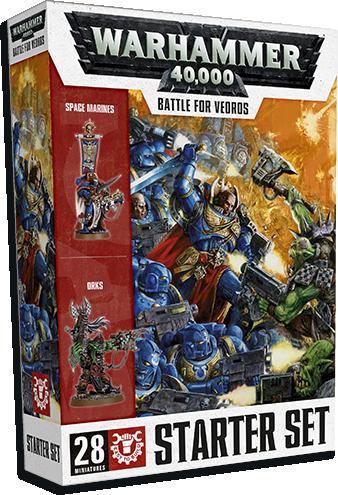 Warhammer 40k: Battle for Vedros
