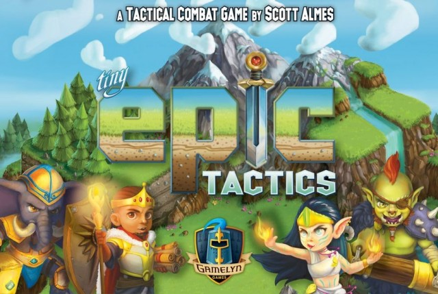 Tactical Maneuvers, Tiny Epic-style