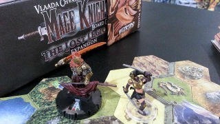 Mage Knight: The Lost Legion Review