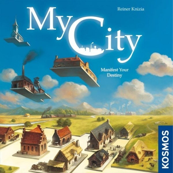 We Built My City With Polyominoes - Review