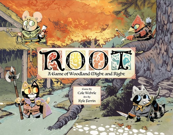 It Came From the Tabletop! Board Game Podcast - Root and the Legendary Series