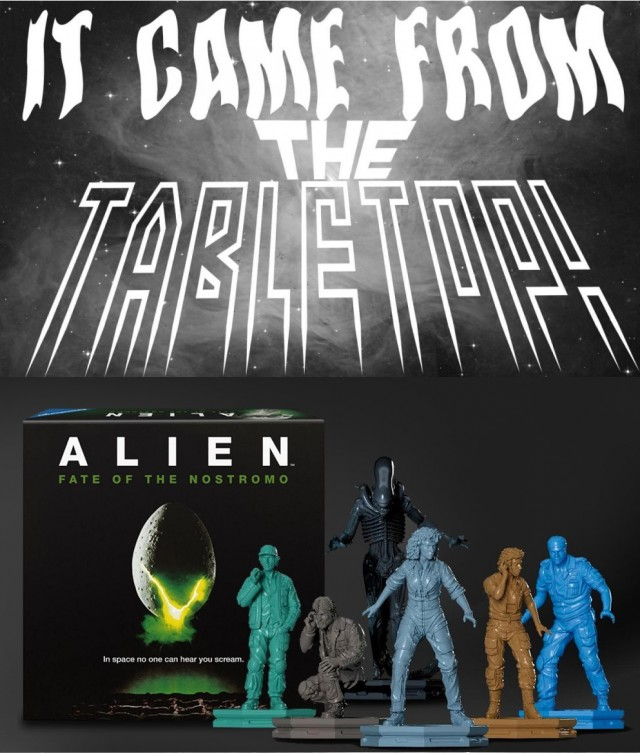 Alien: Fate of the Nostromo - It Came From the Tabletop