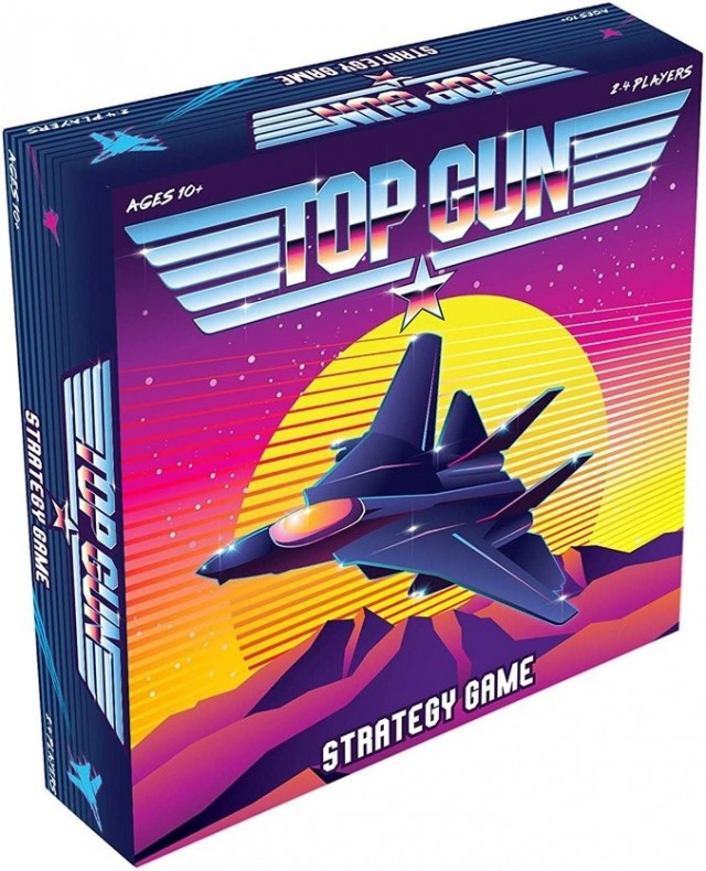 Asmodee Announces Top Gun: Strategy Game by Prospero Hall