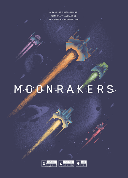 Dealmakers, Check Out  Moonrakers - Review
