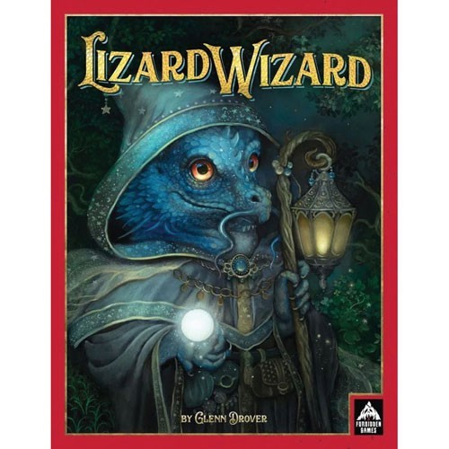 Lizard Wizard in Stores Soon