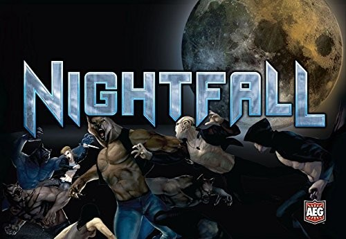 Flashback Friday - Nightfall