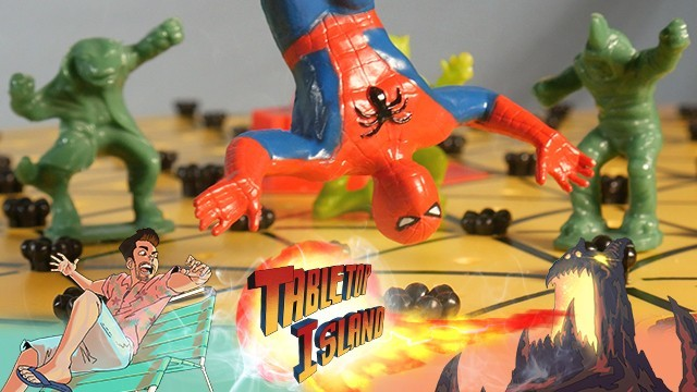 Vintage Board Game Review: The Amazing Spider-Man Web Spinning Game (1979)